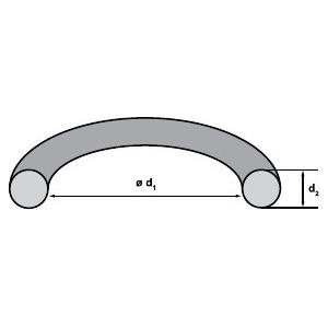 oring   3,10x1,60   NBR