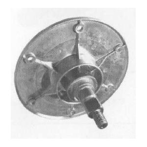 wałek napędowy bębna TL 600
