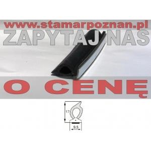 profil 9,5x17mm samoprzylepny (typ 5)