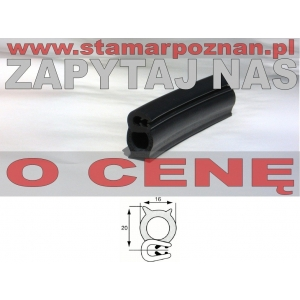 profil 16x20mm (typ 9)