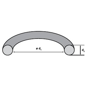 oring 1,5x1,5 NBR