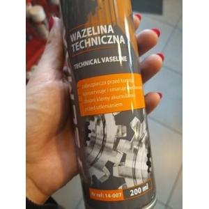 wazelina techniczna Tecmax