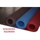 Stud rubber mat, Coin rubber mat, colors: blue, gray, red