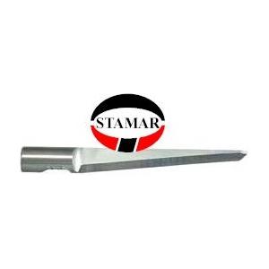 nóż do plotera tnącego okrągłe ostrze nr 13 dł 52 gł 32 fi 6mm pasuje do Esko BLD-SR6313