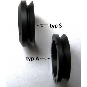 V-ring 130A