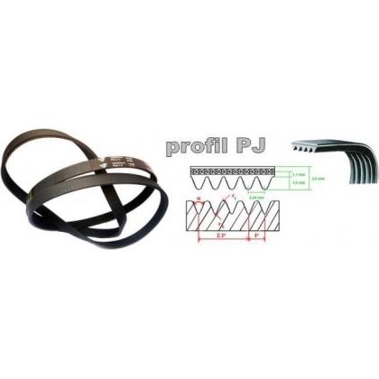pasek napędowy wielorowkowy 1036 J4 EL (producent: Megadyne)
