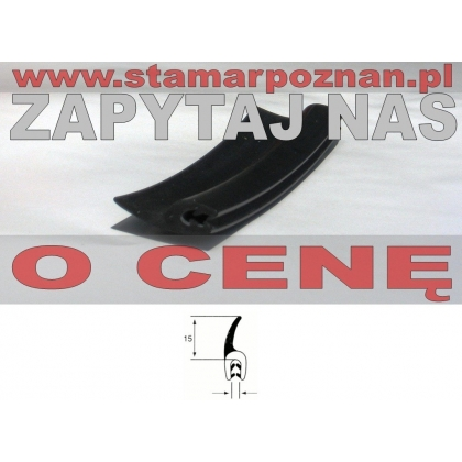 profil 15mm (typ 12)