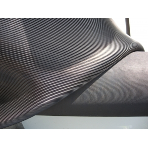 Ribbed rubber