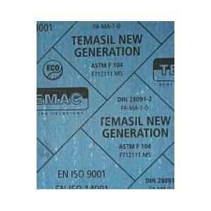 płyta uszczelkarska TEMAC (typu klingieryt)