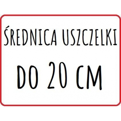 śednica zew. 0 - 19,9 cm