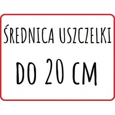śednica zew. 0 - 20 cm