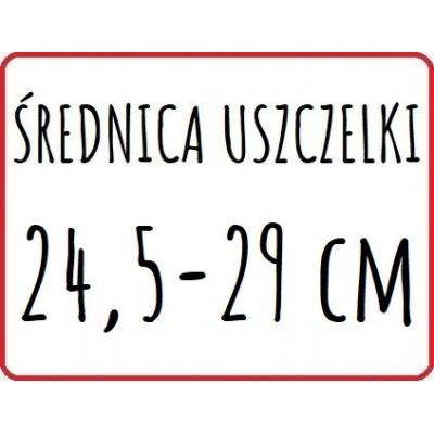 śednica zew. 24,5 - 29 cm